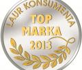 Laur Konsumenta – Top Marka 2013