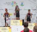 Zwyciężczyni Susz Triathlon 2014 Agnieszka Jerzyk