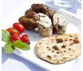 Popisowy przepis Pana Pawła: Koperkowo-czosnkowe filety z kurczaka z warzywami  i plackiem z bryndzą