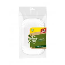 Zielony Dom Tacki papierowe 50szt