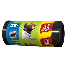Worki Easy Pack czarne 35l