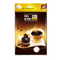 Filtry do kawy 50 szt rozm4