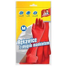 Rękawiczki z długim mankietem