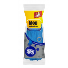 Końcówka mopa higienicznego z jonami srebra