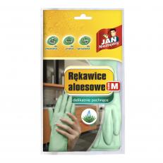 Rękawice aloesowe