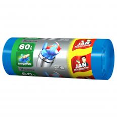 Worki Easy Pack niebieskie 60l